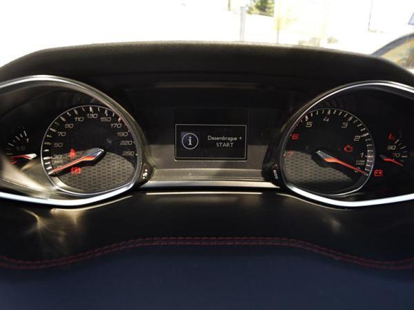 Peugeot 308 308 Gti año 2017