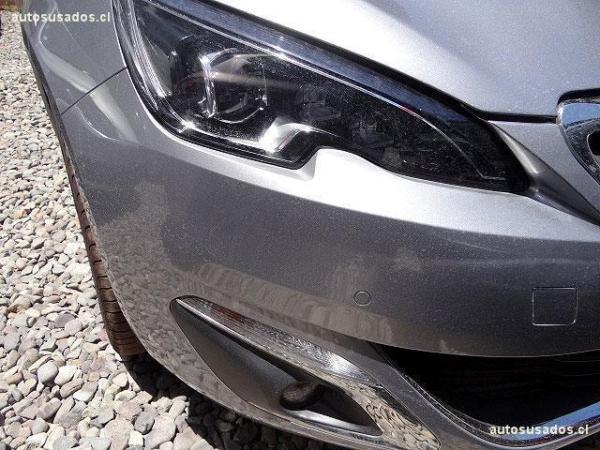 Peugeot 308 FELINE 1.6 BLUE HDI año 2017