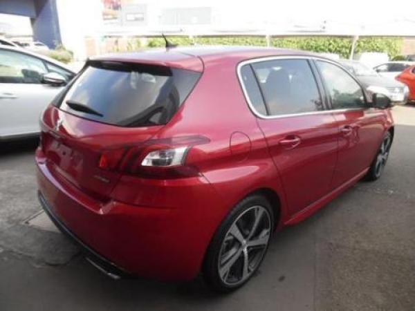 Peugeot 308  año 2018