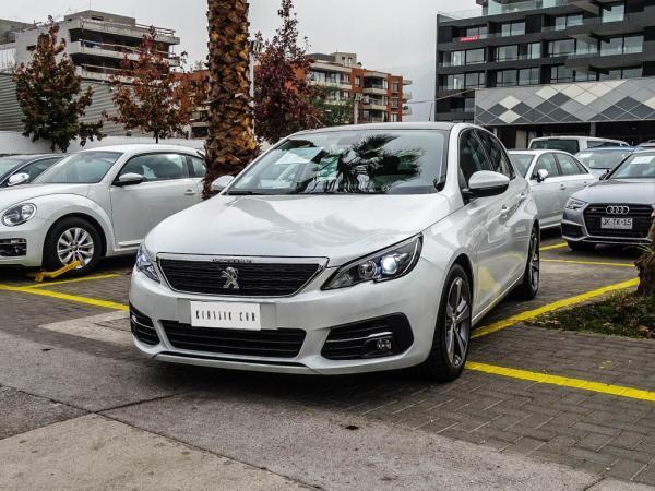 Peugeot 308 AT año 2018