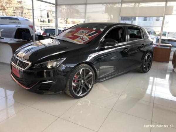 Peugeot 308 GTI 1.6 TURBO 271 HP MT año 2018