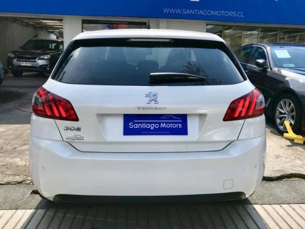 Peugeot 308 FELINE ÚNICA DUEÑA año 2019