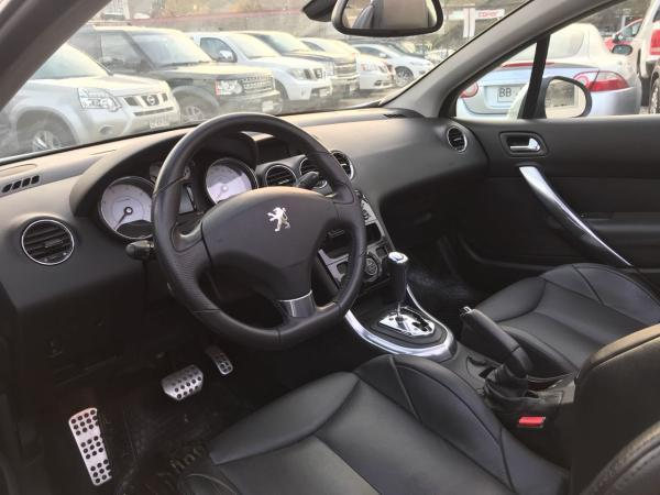 Peugeot 308 CC 1.6 SPORT AT año 2011