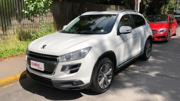Peugeot 4008 4008 ACTIVE 2.0 AT año 2013