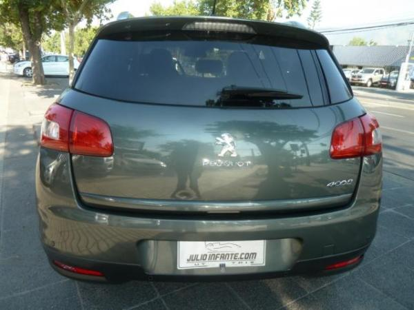 Peugeot 4008 Active 4WD 2.0 AT año 2013