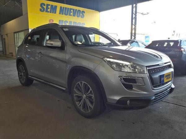 Peugeot 4008 4008 ACTIVE 2.0 AT año 2014