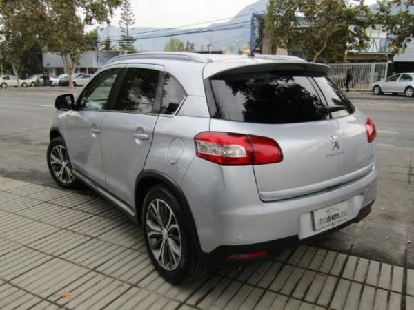 Peugeot 4008 Active 2.0 AT año 2014