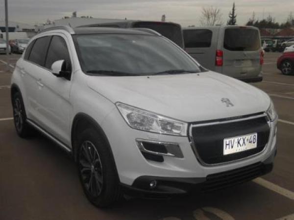 Peugeot 4008  año 2016