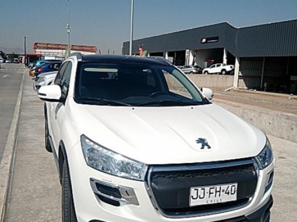 Peugeot 4008  año 2017