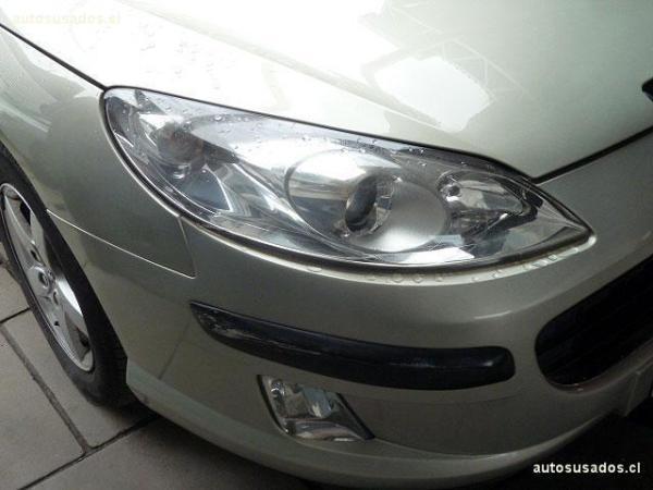 Peugeot 407 SR 2.0 año 2005