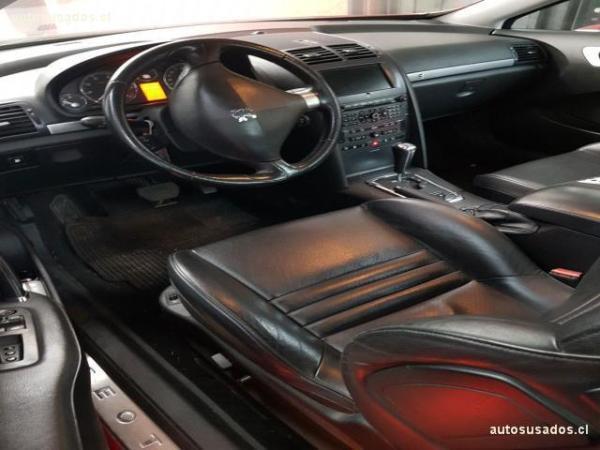Peugeot 407 3.0 V6 . año 2009