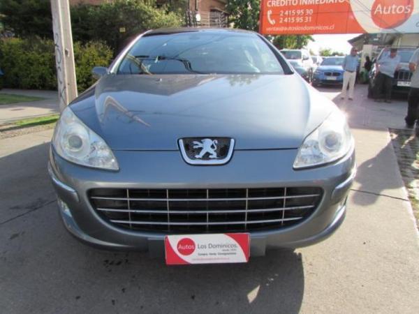 Peugeot 407 2.0 CONFORT año 2009