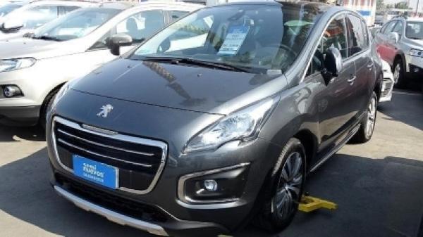 Peugeot 5008 ALLURE año 2017