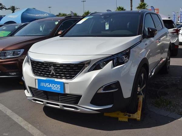 Peugeot 5008 5008 GT LINE 1.6 AT año 2018