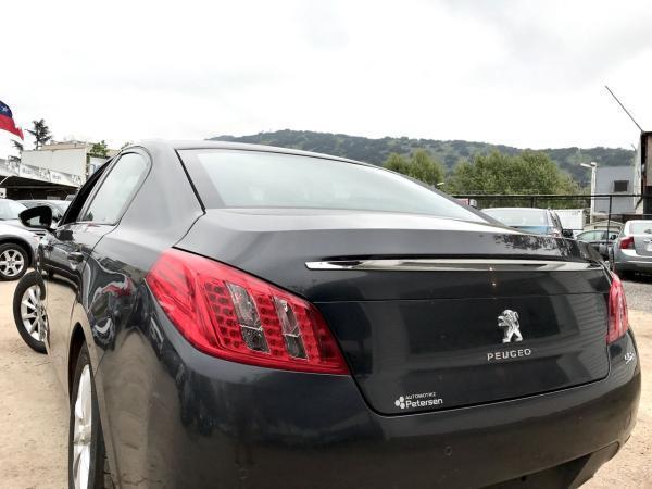Peugeot 508 1.6 ACTIVE E HDI año 2012