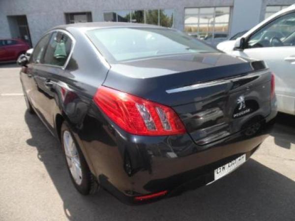Peugeot 508  año 2015