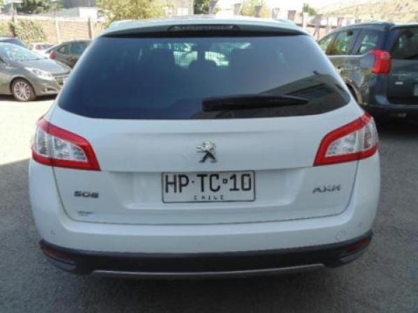 Peugeot 508  año 2016