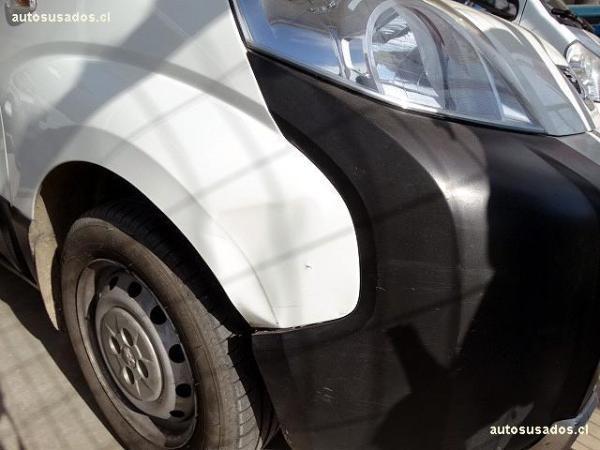 Peugeot Bipper  año 2012