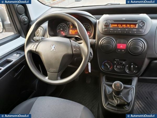 Peugeot Bipper 1.3 HDI año 2016
