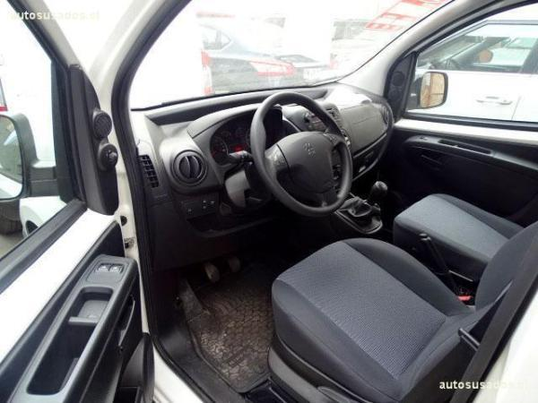 Peugeot Bipper 1.3 HDI 75 HP AA año 2018
