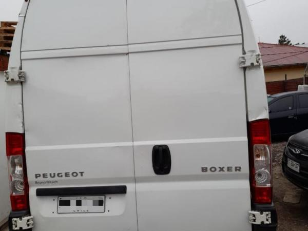 Peugeot Boxer L3 H3 HDI año 2013