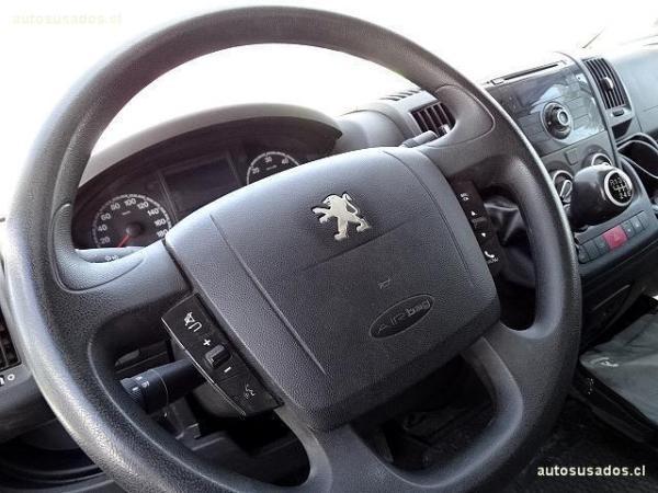 Peugeot Boxer L2H2 2.2 año 2014