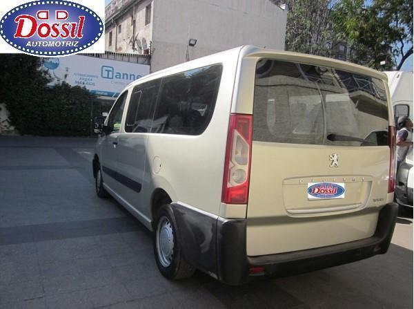 Peugeot Expert Combi Confort HDI 1.6 año 2011