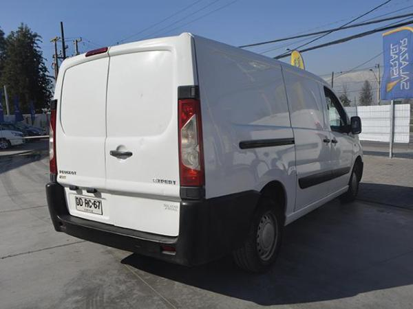 Peugeot Expert EXPERT TOLE HDI 1.6 año 2011