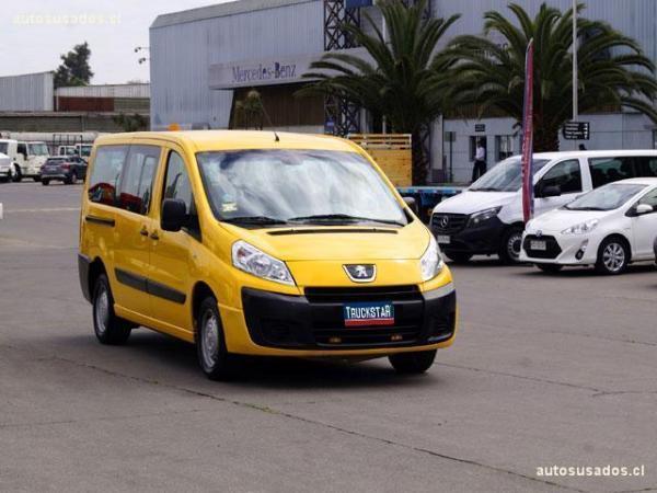 Peugeot Expert HDI año 2013