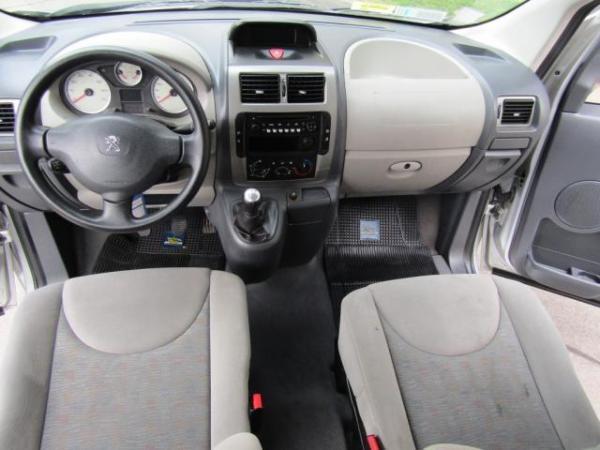 Peugeot Expert Premium HDI 1.6 año 2013