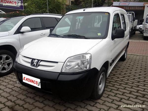 Peugeot Partner 1.9 año 2007