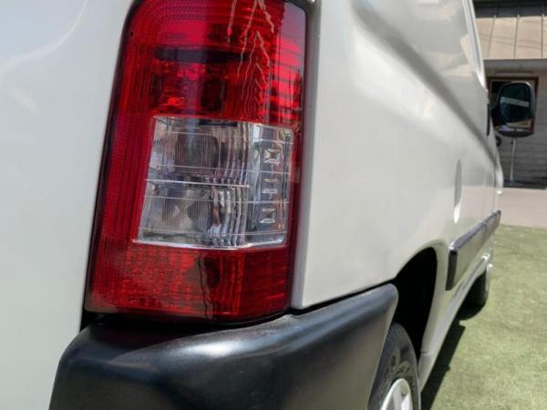 Peugeot Partner 1.6 año 2010