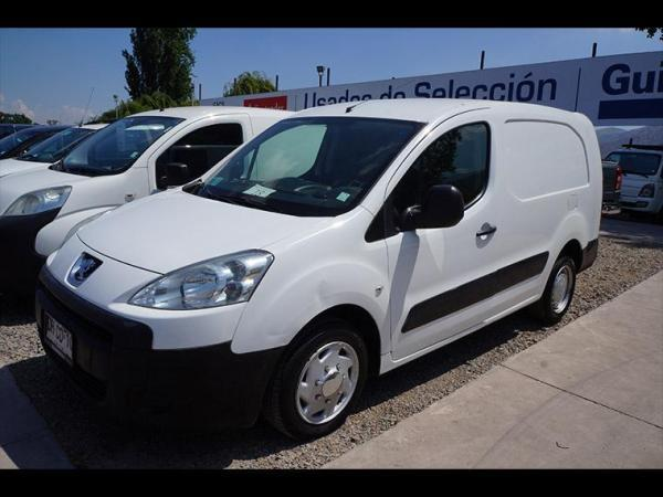 Peugeot Partner 1 año 2011