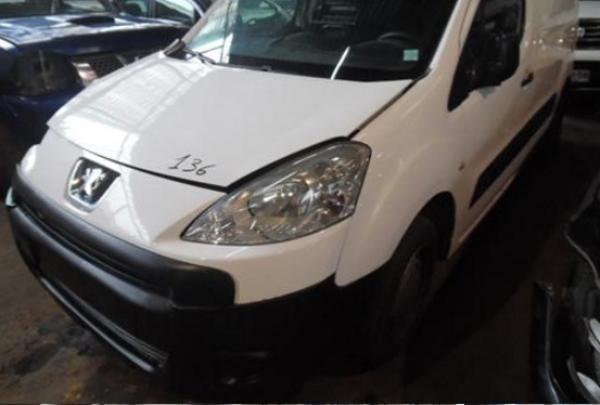 Peugeot Partner  año 2012
