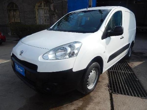 Peugeot Partner  año 2013