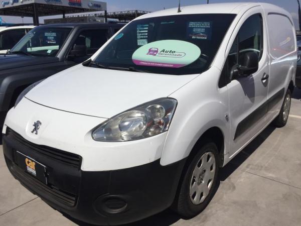 Peugeot Partner 1.6 HDI MT año 2013