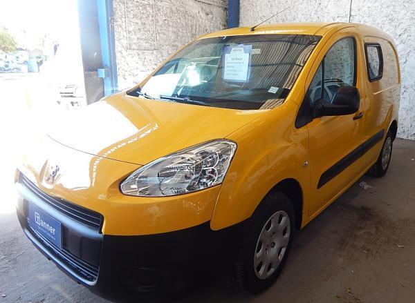 Peugeot Partner 496 PARTNER HDI 1.6 año 2014