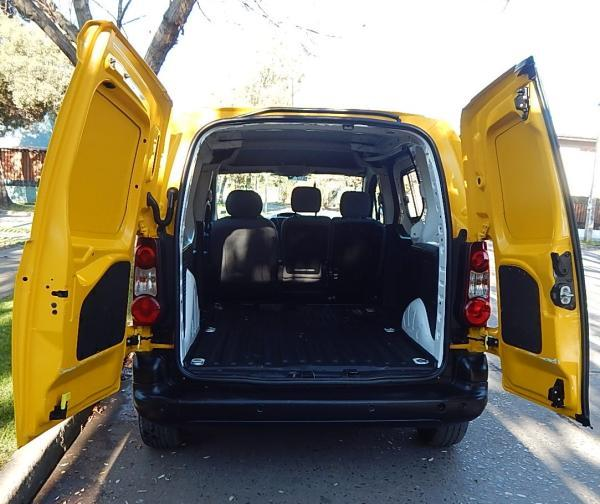 Peugeot Partner 654 PEUGEOT PARTNER VU año 2014