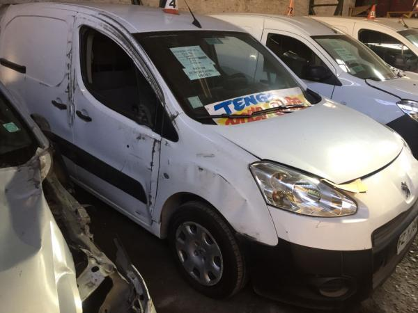 Peugeot Partner CHOCADOPOQUISIMO año 2014
