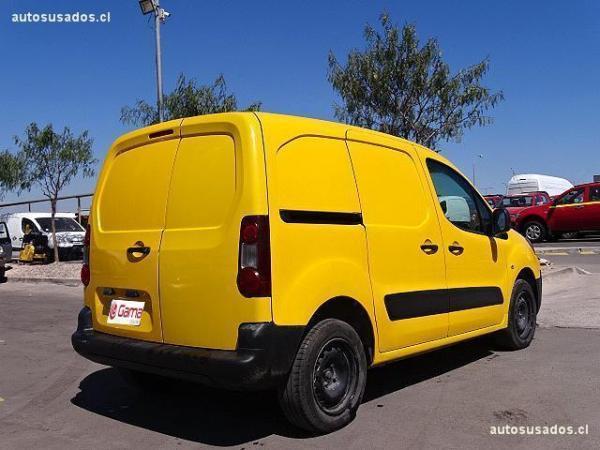 Peugeot Partner 1.6 HDI año 2014