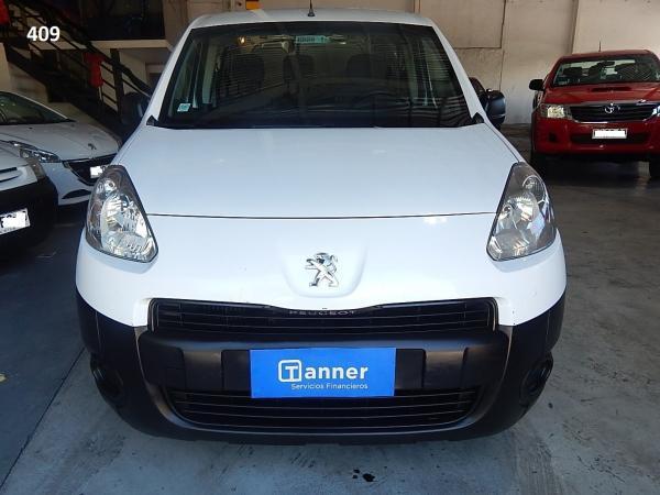 Peugeot Partner 409 PARTNER HDI 1.6 año 2015