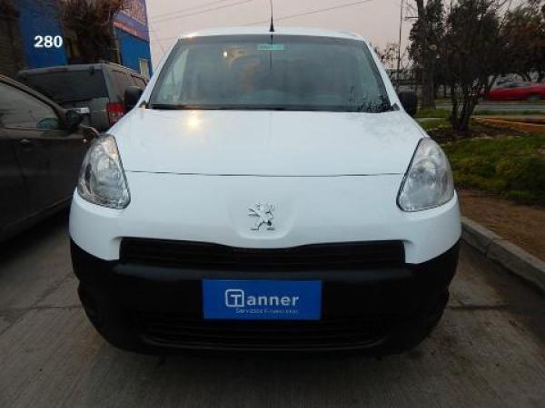 Peugeot Partner  año 2015