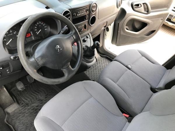 Peugeot Partner 1.6 HDI L1 90HP AA 2015 año 2015