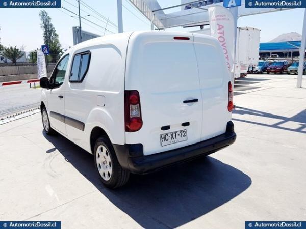 Peugeot Partner HDI 1.6 año 2015