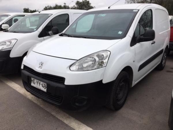 Peugeot Partner Partner año 2015