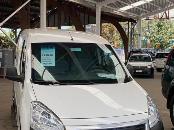 Peugeot Partner 1.6 año 2016