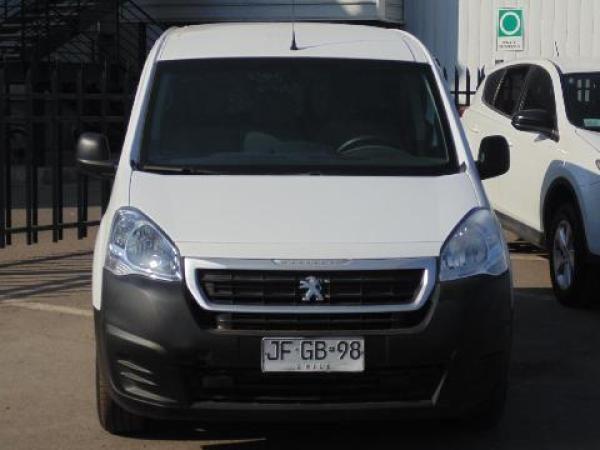 Peugeot Partner  año 2017