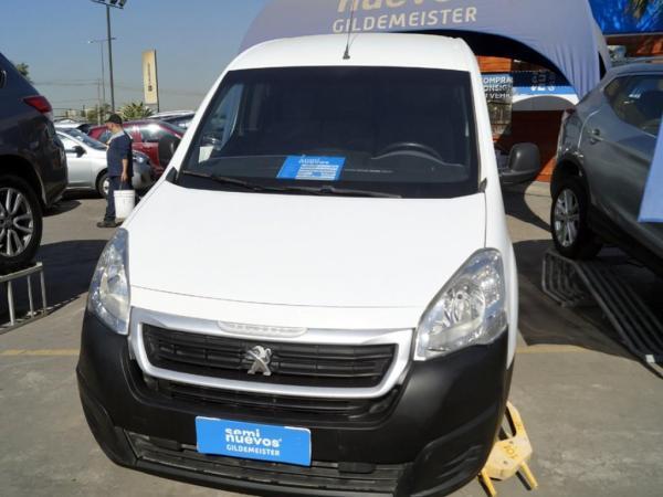 Peugeot Partner MT año 2017