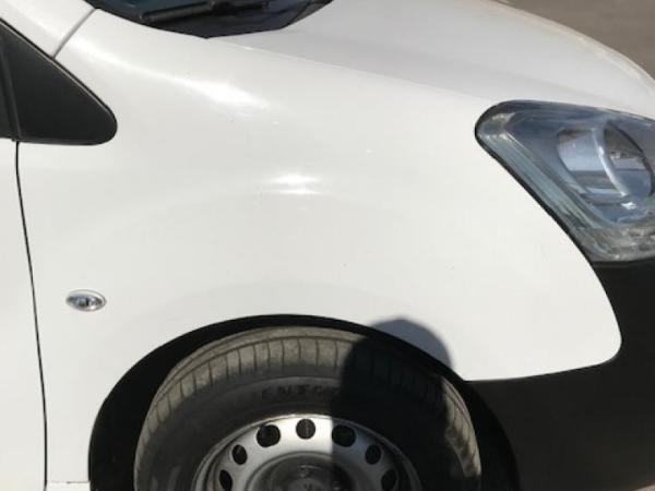 Peugeot Partner 1.6 hdi 90 hp pac aa ev año 2018