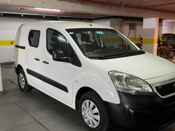 Peugeot Partner 1.6 HDI A/C año 2018